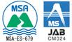株式会社メゾネットはISO14001の認証を取得いたしました。